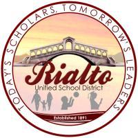 Rialto Unified logo